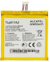 Alcatel OT 6012 (TLp017A2) 1700mAh Li-polymer 6.5Wh, alcatel one touch tlp017a2